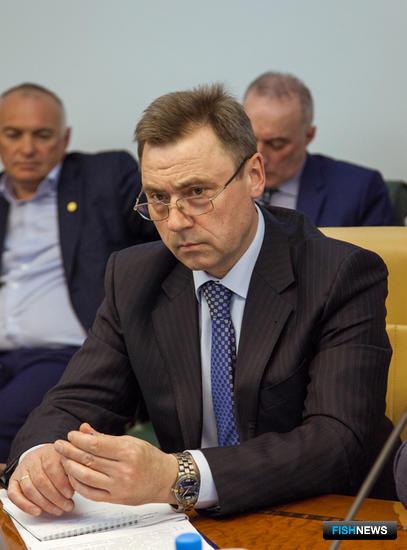 Вице-президент Ассоциации «Ярусный промысел» Вячеслав БЫЧКОВ