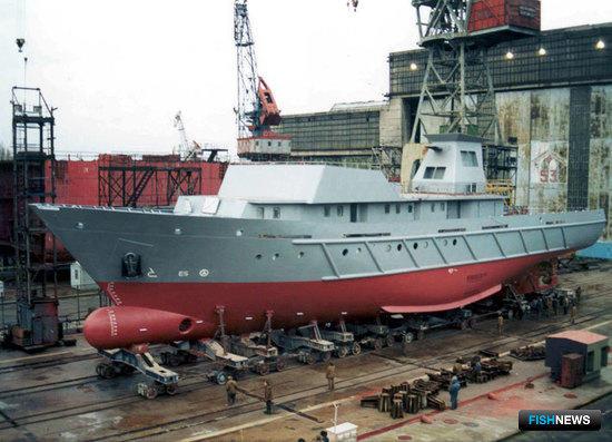 Рыбоохранное судно