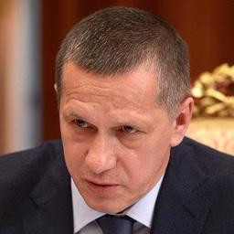 Заместитель председателя Правительства – полномочный представитель президента в ДФО Юрий ТРУТНЕВ