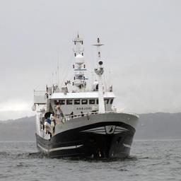 Судно «Асбьорн» – новое приобретение Южно-Курильского рыбокомбината