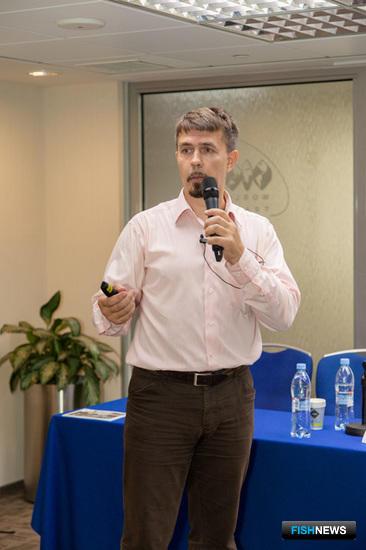 Координатор Морской программы WWF России Александр МОИСЕЕВ