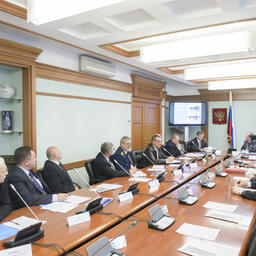 Вопросы обновления флота обсудили на заседании Приморского рыбохозяйственного совета. Фото пресс-службы губернатора и администрации Приморского края.