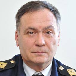 И.о. начальника Дальневосточного экспедиционного отряда аварийно-спасательных работ Виктор ДОРОГАН