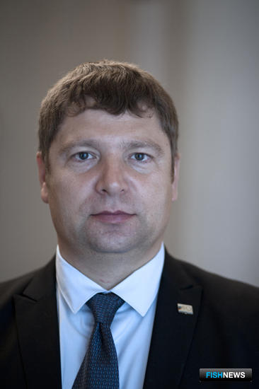 Президент Ассоциации рыбопромышленников Сахалина Дмитрий МАТВЕЕВ