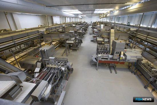 Модернизированный компанией Cabinplant завод Pelagic Skagen A/S является на сегодняшний день самым высокотехнологичным предприятием в Европе, обеспечивающим выпуск 55 тысяч тонн рыбной продукции в год