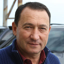 Председатель Ассоциации рыбопромышленных предприятий Озерновского региона Сергей БАРАБАНОВ