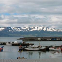 Исландские рыболовные суда. Фото с Flickr