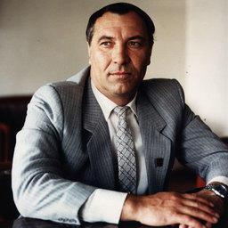 Юрий МОСКАЛЬЦОВ – руководитель ГПО «Дальрыба», 1984 г.