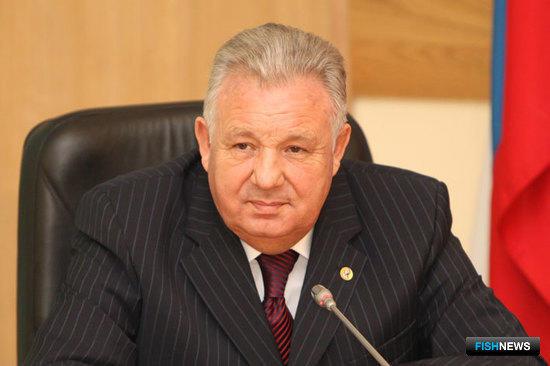Полномочный представитель Президента Российской Федерации в Дальневосточном федеральном округе Виктор Ишаев