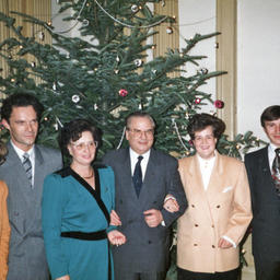 Карола БААДЕР, Уве ВАЛЛИС и семья БААДЕР: сын основателя компании Рудольф БААДЕР с супругой и Петра БААДЕР, Виктор АВРАМЕНКО