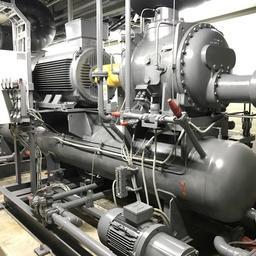 На выставке рыбной индустрии, морепродуктов и технологий в Санкт-Петербурге компания «Колд Трейд» продемонстрирует компрессорный агрегат собственного производства