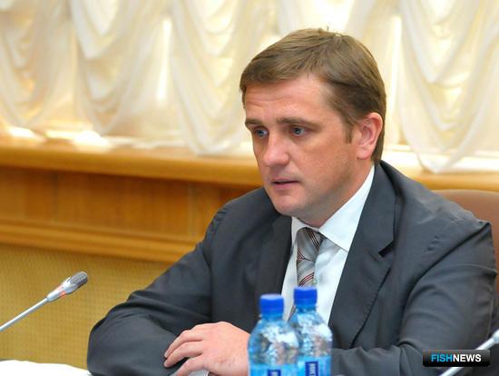 Илья ШЕСТАКОВ. Фото пресс-службы Минсельхоза.