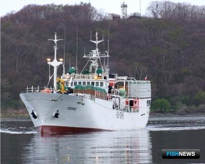 Специализированный флот ПБТФ пополнило судно «Леопард». Фото пресс-службы ПБТФ