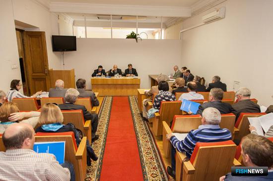 В Москве прошло заседание правления Ассоциации «ГКО Росрыбхоз»