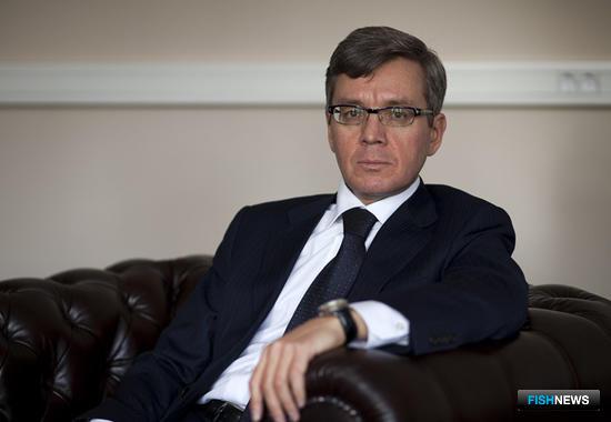 Член правления РСПП, президент Ассоциации добытчиков минтая Герман ЗВЕРЕВ