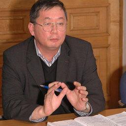 Игорь КИМ, проректор по научно-методической работе и кадровой политике Дальрыбвтуза
