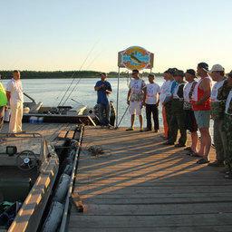 «Народная рыбалка», Астраханская область, июль 2012