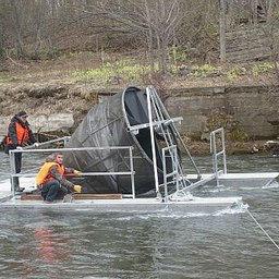 Сахалинского лосося пересчитают по американской технологии