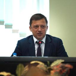 Заместитель руководителя Росрыболовства Михаил ИВАНИК