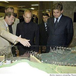 Президент РФ посетит столицу Приморья