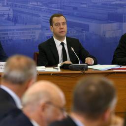 Заседание Правкомиссии по импортозамещению. Фото пресс-службы Правительства