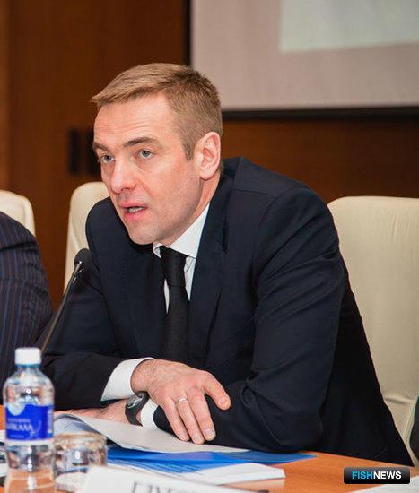 Статс-секретарь, заместитель министра промышленности и торговли Виктор ЕВТУХОВ