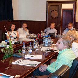 Общее собрание членов Союза переработчиков морепродуктов. Москва, июнь 2011 г.