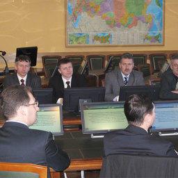 Совещание руководителей филиалов ЦСМС в Федеральном агентстве по рыболовству
