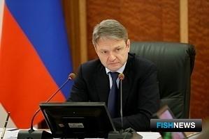 Министр сельского хозяйства Александр ТКАЧЕВ