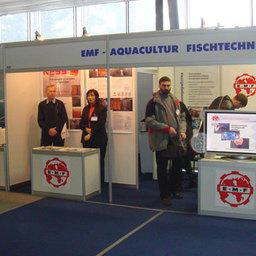 3-я Международная рыбопромышленная выставка «Рыбпромэкспо-2007». Москва, ноябрь, 2007 г.