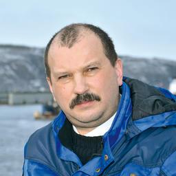 Капитан «Янтарного» Игорь СТЕПАНОВ
