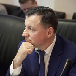 Заместитель руководителя Росрыболовства Петр САВЧУК
