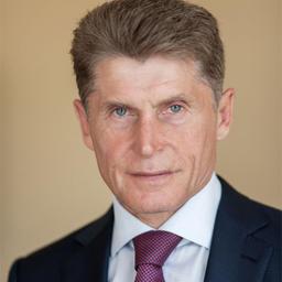 Руководитель рабочей группы по проведению заседания президиума Госсовета, врио губернатора Сахалинской области Олег КОЖЕМЯКО