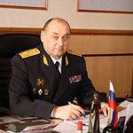 начальник Регионального пограничного управления ФСБ России по Дальневосточному федеральному округу генерал-полковник Валерий ПУТОВ
