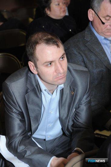 Руслан ТЕЛЕНКОВ, генеральный директор ООО «Магаданрыба»