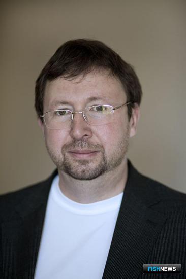 Исполнительный директор Ассоциации производственных и торговых предприятий рыбного рынка Алексей АРОНОВ
