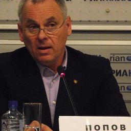 Президент Ассоциации рыбопромышленников Сахалина Александр Попов