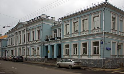 Здание Росрыболовства