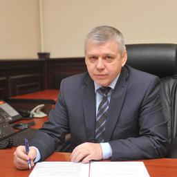 Заместитель председателя правительства - министр природных ресурсов Хабаровского края Александр ЕРМОЛИН
