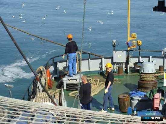 Кадровый вопрос остается одним из наиболее острых для рыбного хозяйства