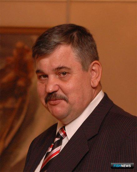 Вице-президент Ассоциации рыбохозяйственных предприятий Приморья Александр ВАСЬКОВ
