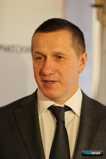 Вице-премьер – полпред президента в ДФО Юрий ТРУТНЕВ. Фото Виктора Гуменюка.