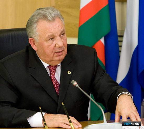 Полномочный представитель Президента РФ в ДФО Виктор ИШАЕВ