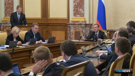 Экспортный потенциал сельскохозяйственной продукции оценили на заседании Правительства. Фото пресс-службы кабмина.