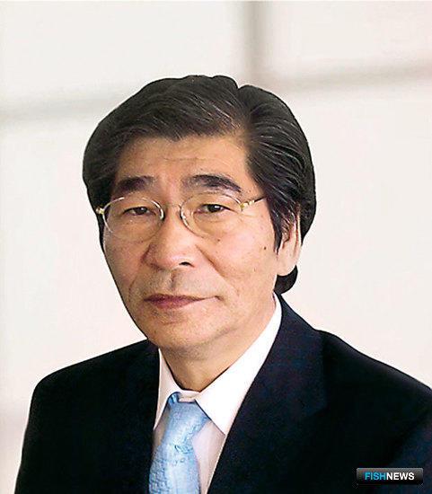 Президент компании Nikko Ацуси САТО