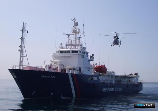 Погранслужба поддержала идею рыбаков о создании рабочей группы