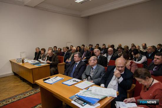 Заседание правления Ассоциации «Росрыбхоз»