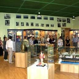 Музей рыбацкой славы ПБТФ