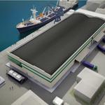 Новый холодильник на 6000 тонн будет использоваться для нужд рыбопереработки и обслуживания флота