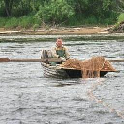 На Колыме начался лососевый сезон. Фото пресс-службы Охотского теруправления Росрыболовства